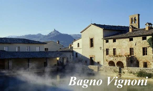 Bagno vignoni guia de bagno vignoni que visitar en bagno vignoni informaciones para turistas - Hotel la posta bagno vignone ...