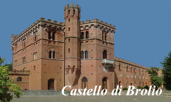 Visit Castello Di Brolio In Tuscany Tuscany Travel Guide