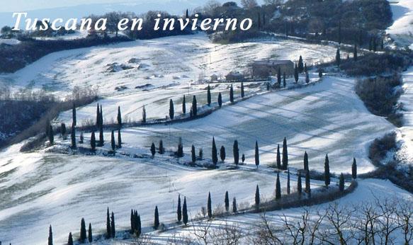 La Toscana en Diciembre 2009