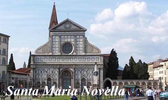 Visit Florence Santa Maria Novella