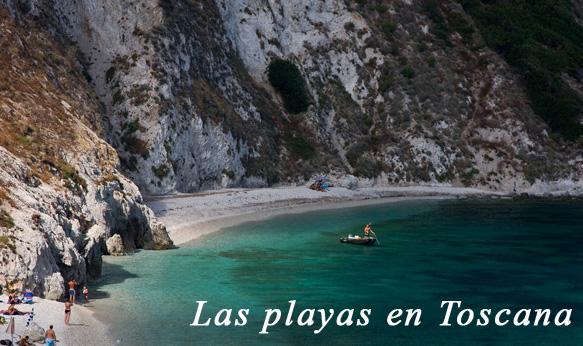 guia de las playas y de la costa Toscana