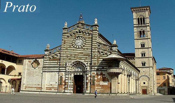 Visit prato in tuscany for Piazza duomo prato
