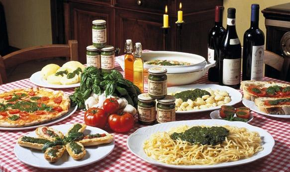 Cocina de la Toscana