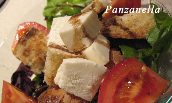 Panzanella Toscanai