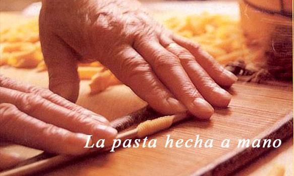 como hacer la pasta a mano