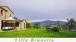 casa rural en la toscana montalcino