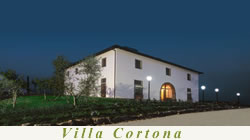 Villa Toscana cerca de Cortona