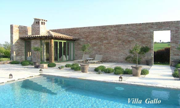 Toscana Villa Gallo