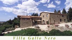 Villa Toscana en Chianti