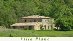 Villa Toscana en Valdorcia